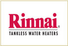 We service Rinnai